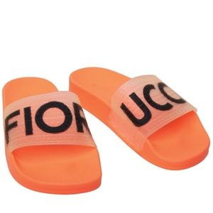 Fiorucci X Adidas Slides